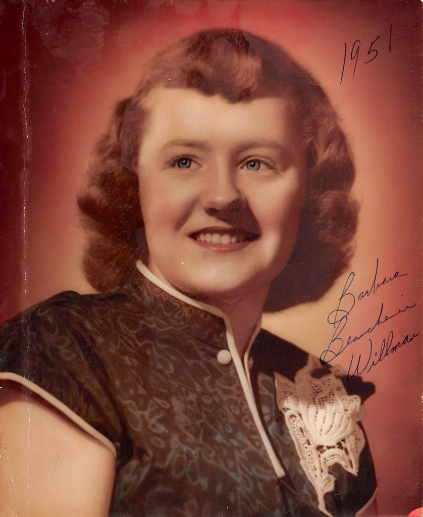 Barbara Marion Willman