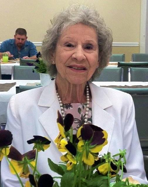 Virginia A. Burkhardt
