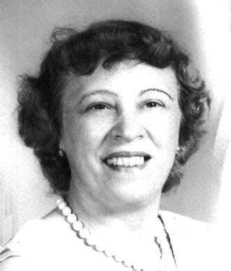 Eleanor M. Aldridge