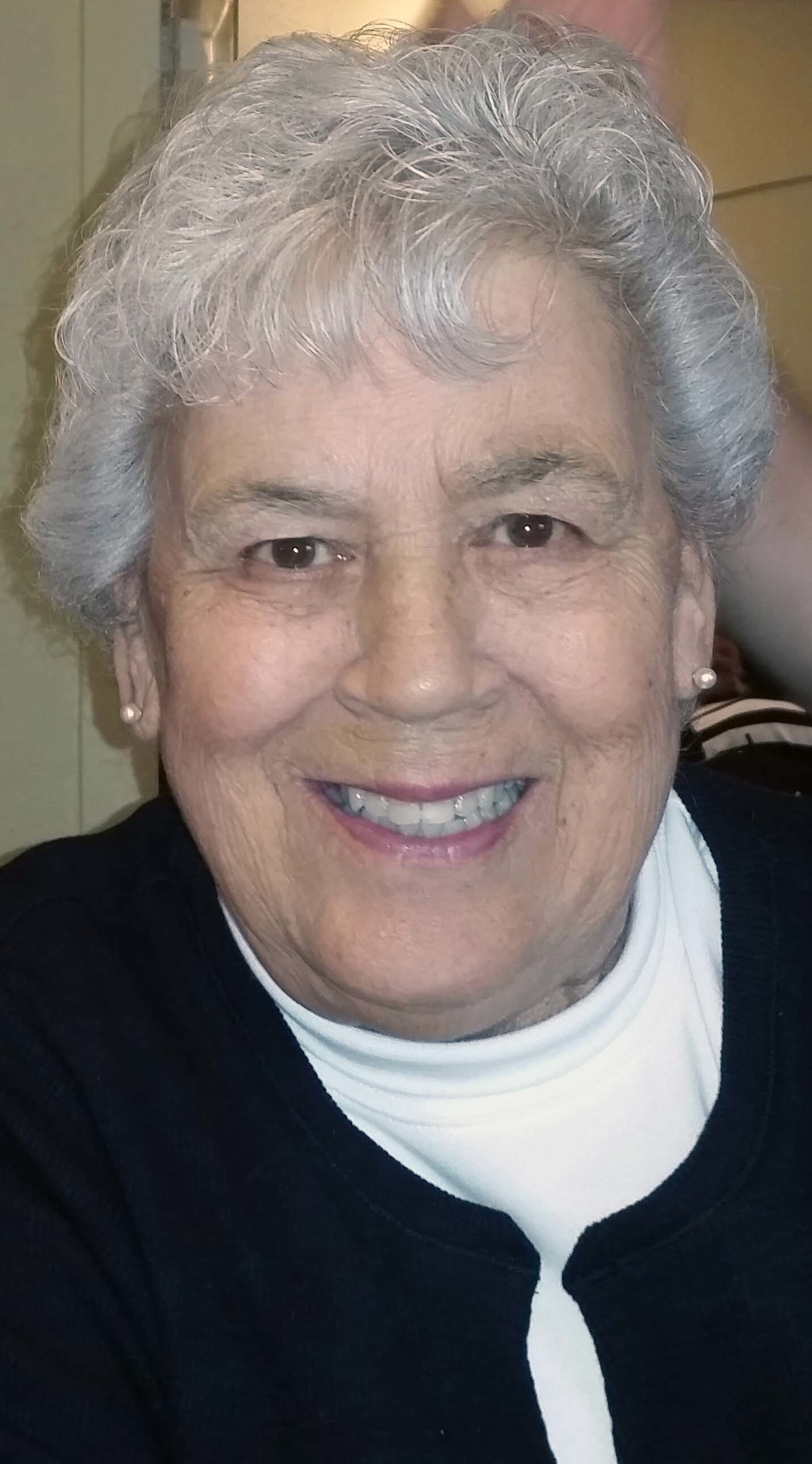 Ruth Alberta  Naill