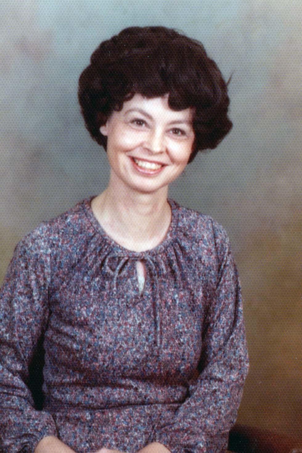 Mary Patricia Fogle