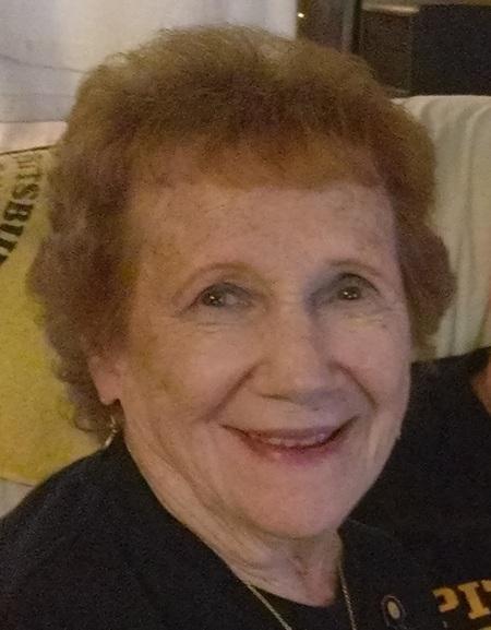 Frances Gertrude Rose