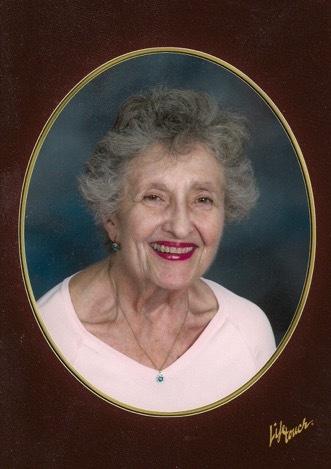 Mildred Jean (Fitzgerald) Pinkelman