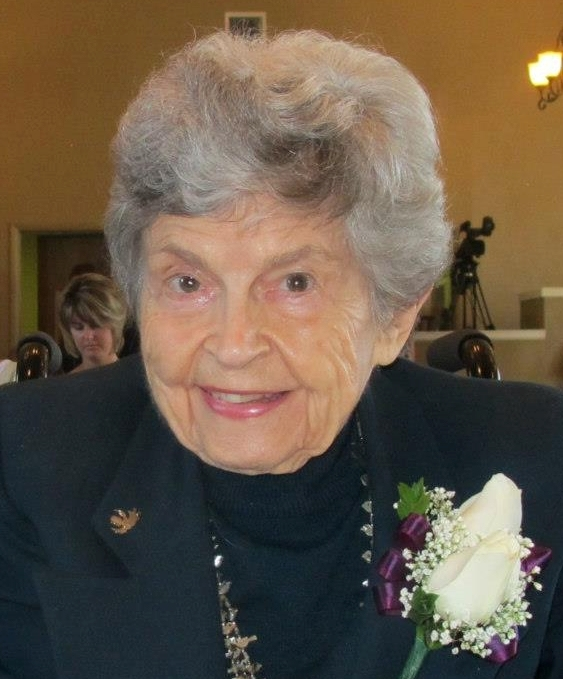 Janet Elizabeth Hartley Humphreys