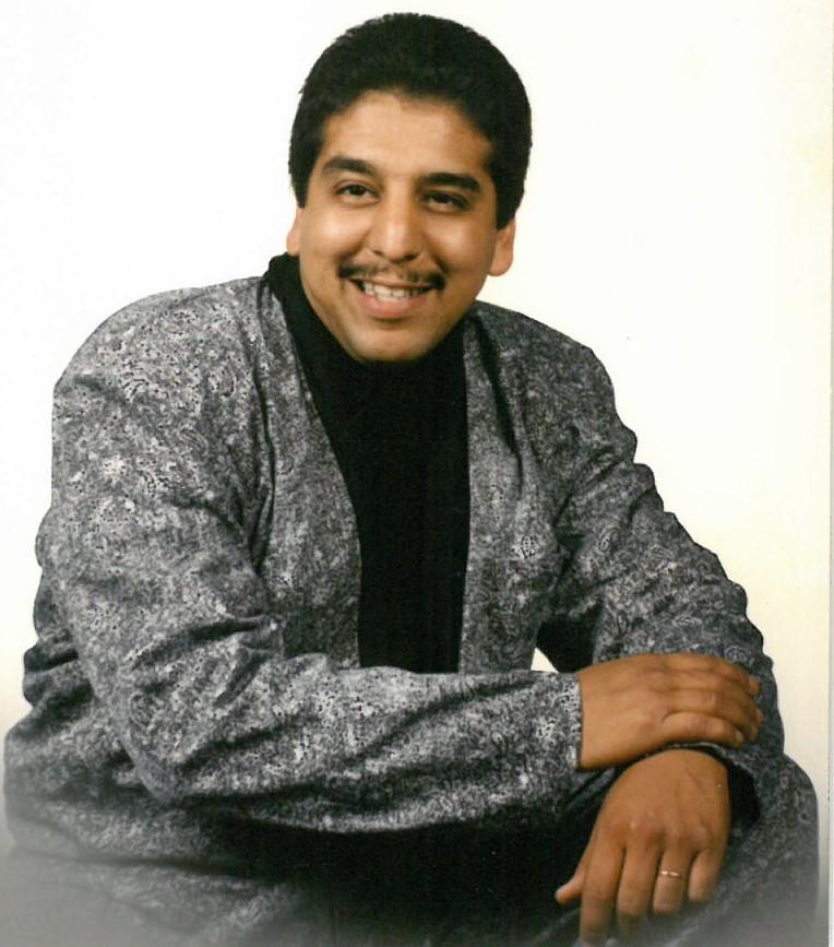 Tony M. Martinez