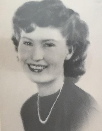 Betty Louise (Hinshaw) Maize