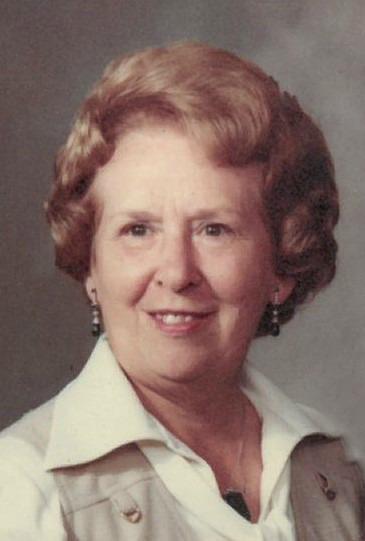 Winifred Theresa Johnson