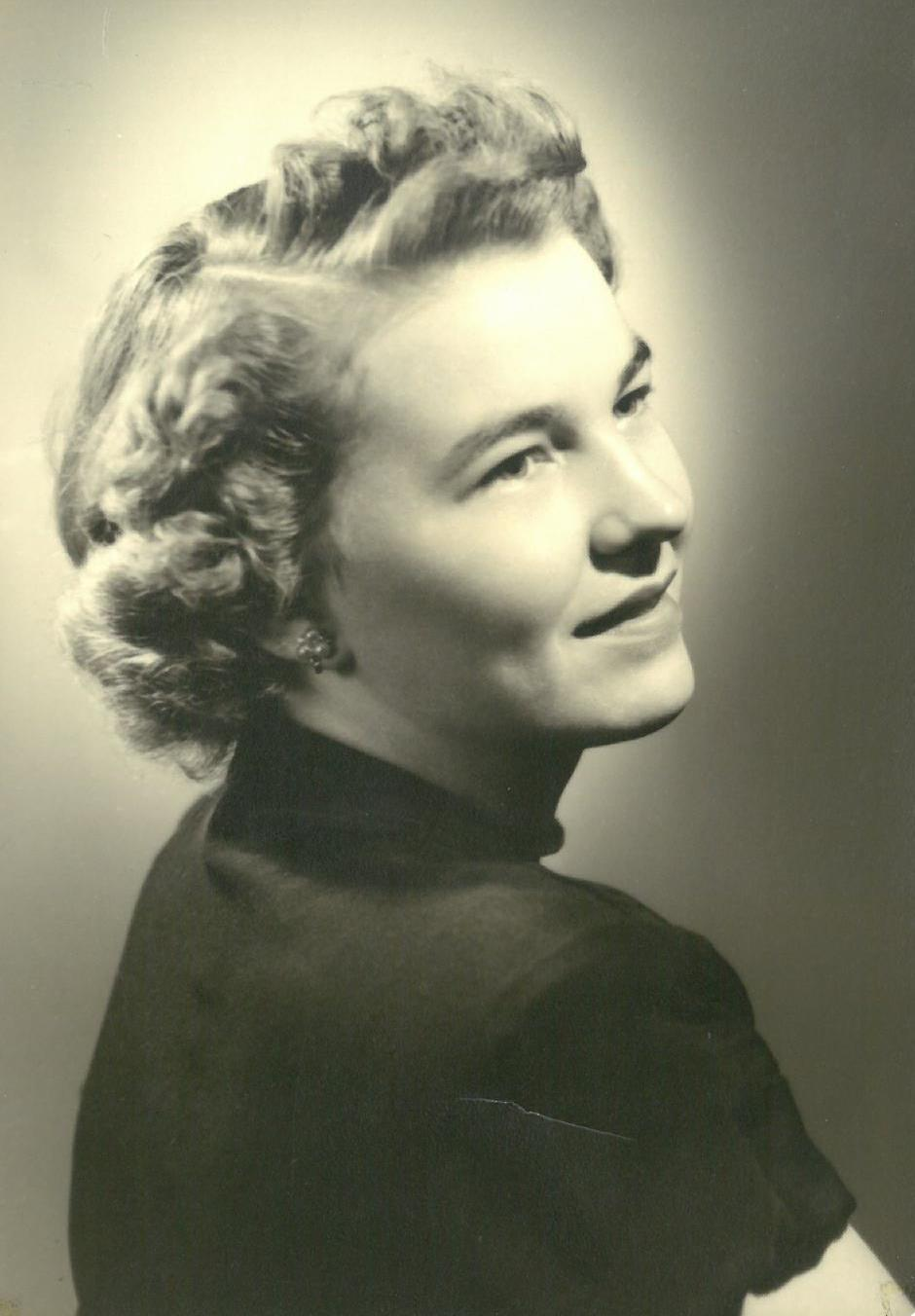 Mary Lou McClure