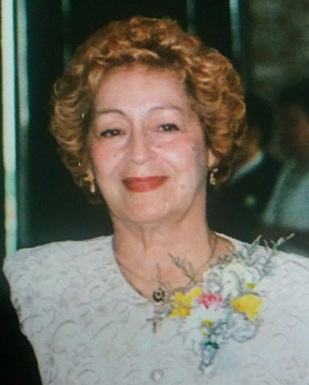 Helen F. (Rivas) Kuegeman