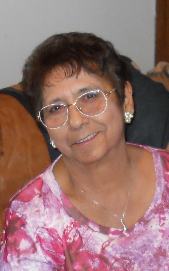 Maria Lucila (Ubelez) Rojo
