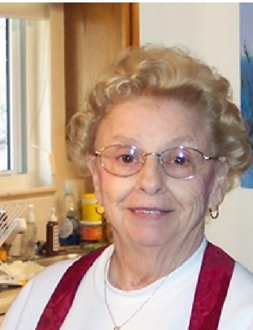Betty  Ann Dameron