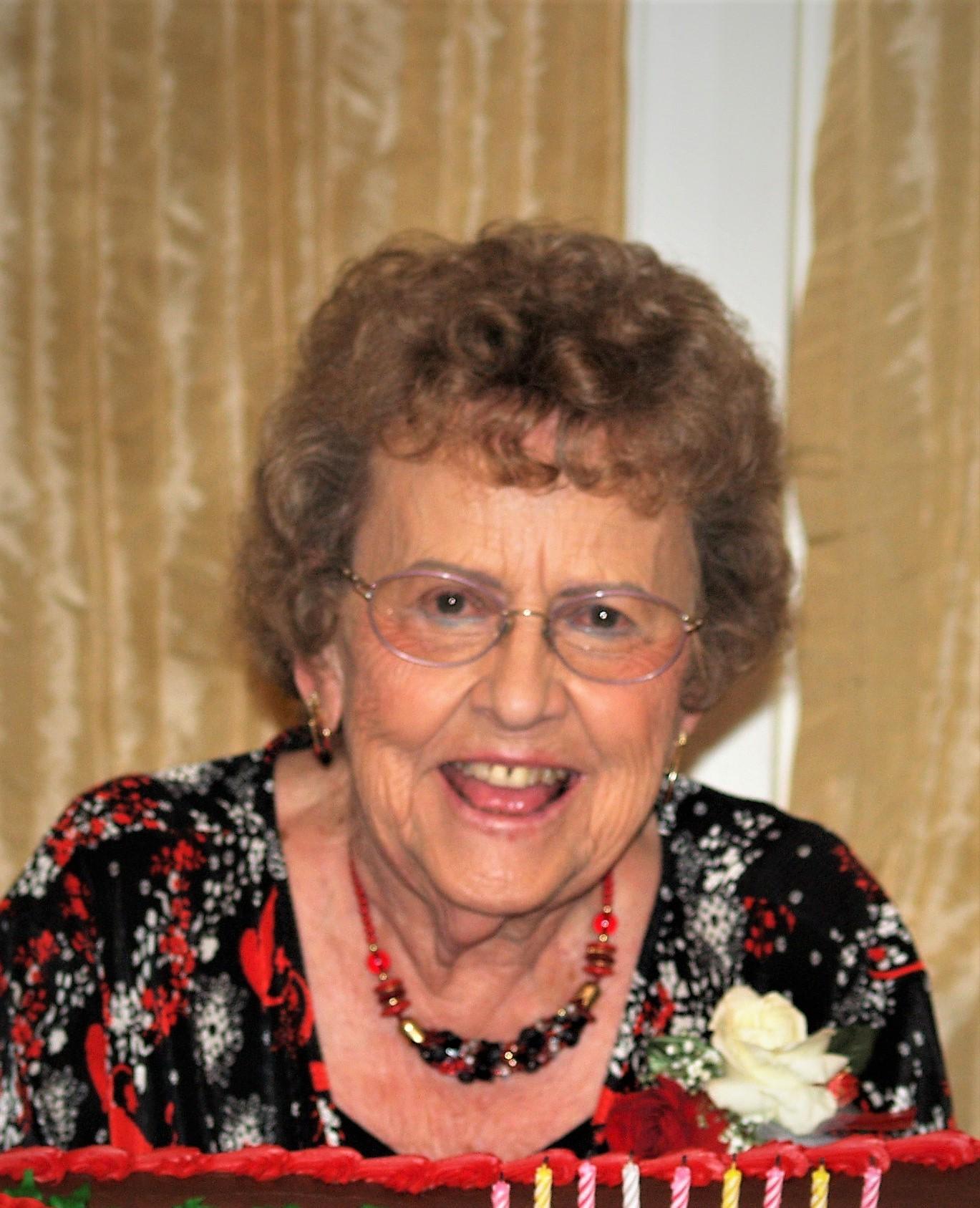 D. Marguerite Baker