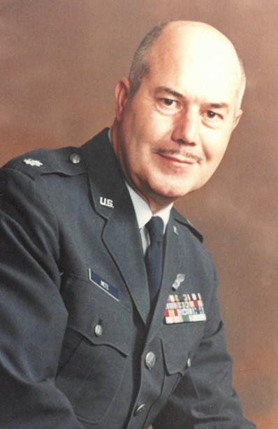 Victor Thomas Metz, Lt. Col., USAF, Ret.