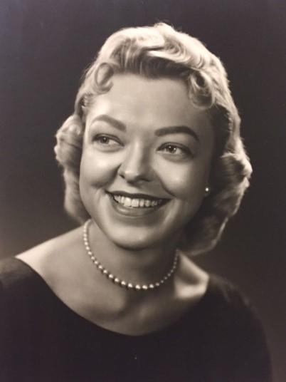Audrey  F.  VanDerhoof