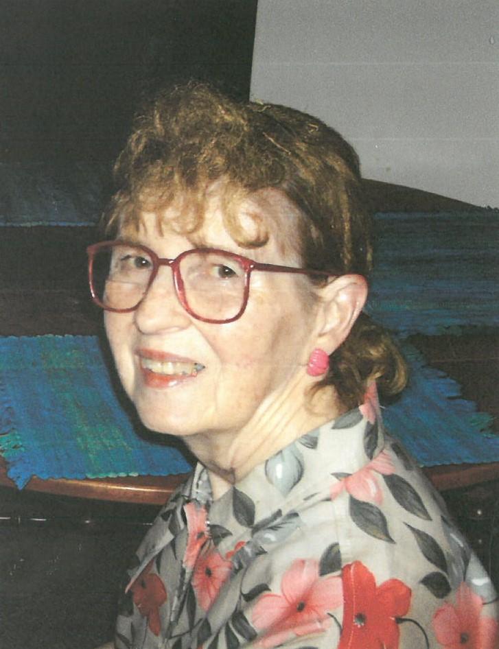 Patricia Esther Gibson