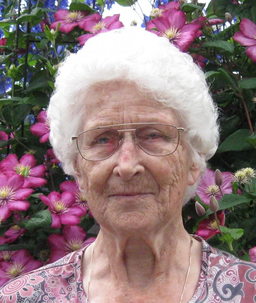 Ethel Louise Niehaus Robinson