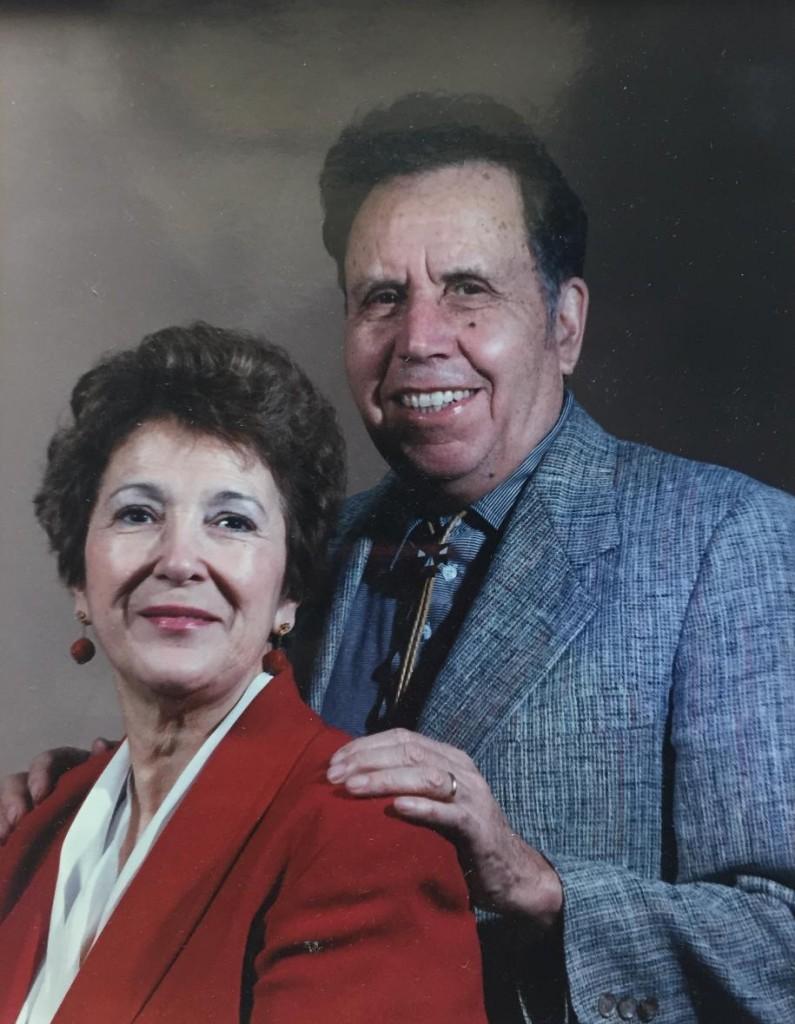 Judge Roger & Adelia  Cisneros