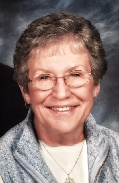 Judy Ann Covault