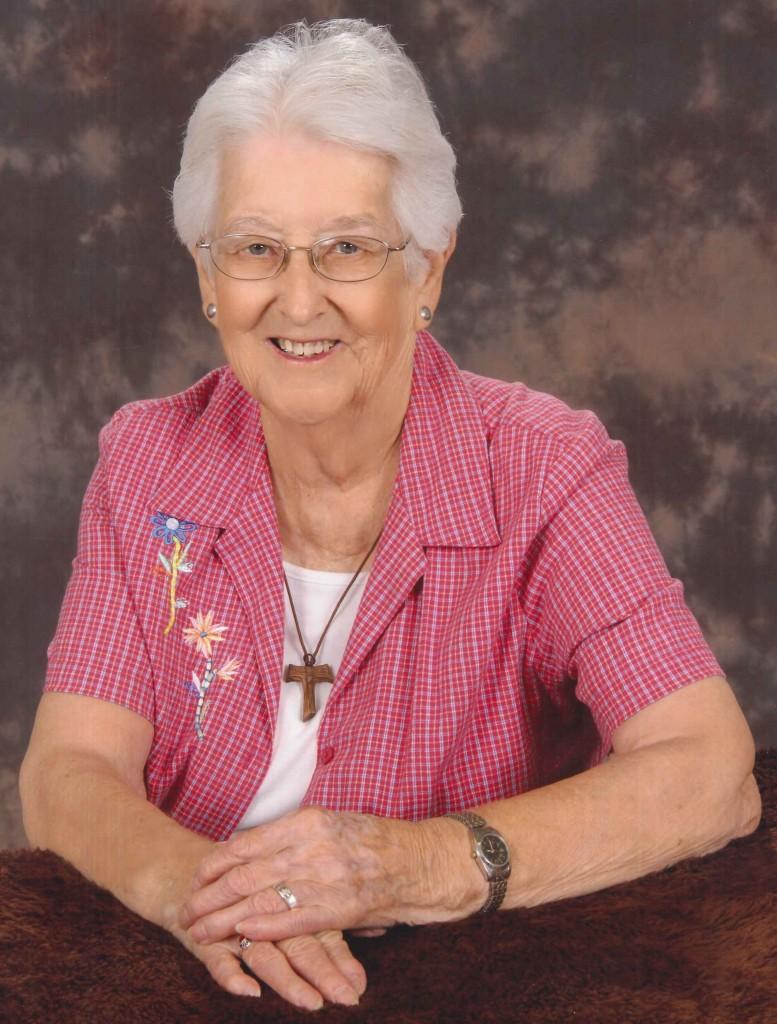 Sister Cecilia  Linenbrink O.S.F.