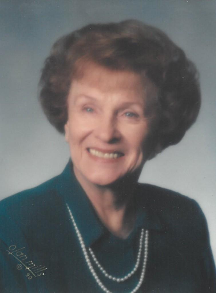 Pauline Patricia Thornbrough