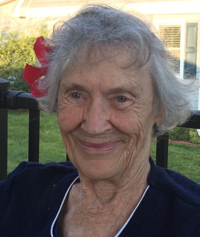 June Eleanor Ringer