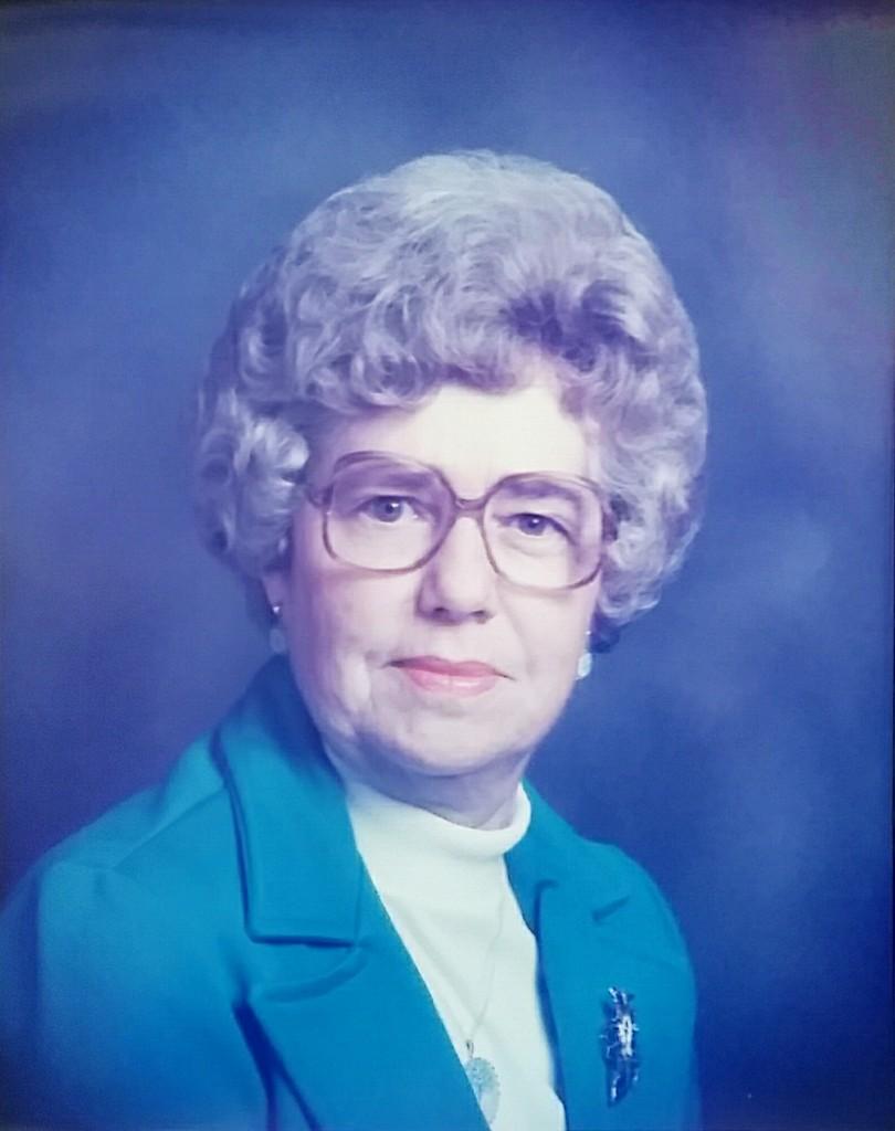 Gladys E. Bernard