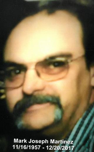 Mark Joseph Martinez