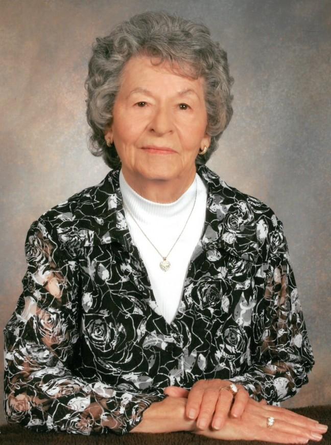 Drusilla  M. Gregg