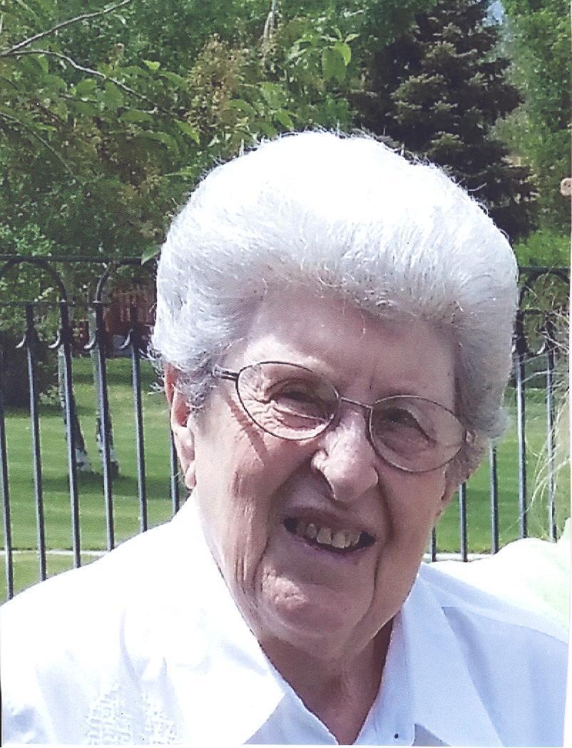 Patsy Joan Burks