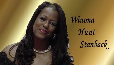 Winona Hunt Stanback: Winona  Hunt Stanback
