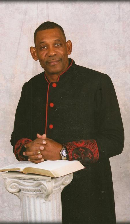 Pastor Louis  Brody
