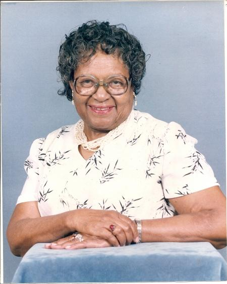 Pauline Mack Wilds
