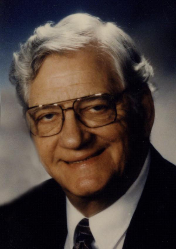 Rev. Claude O.  McFerron