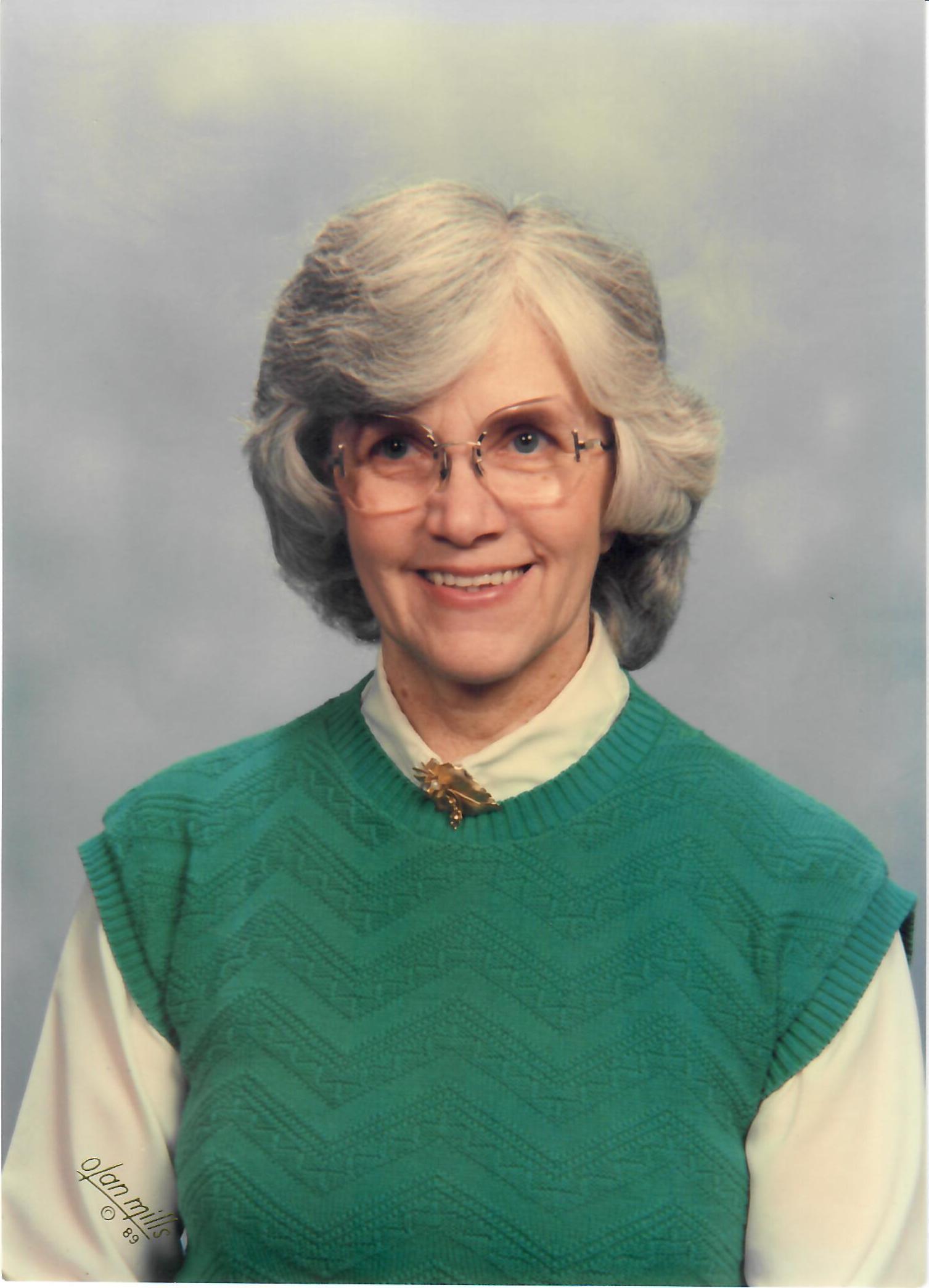 Helen F. Krieger