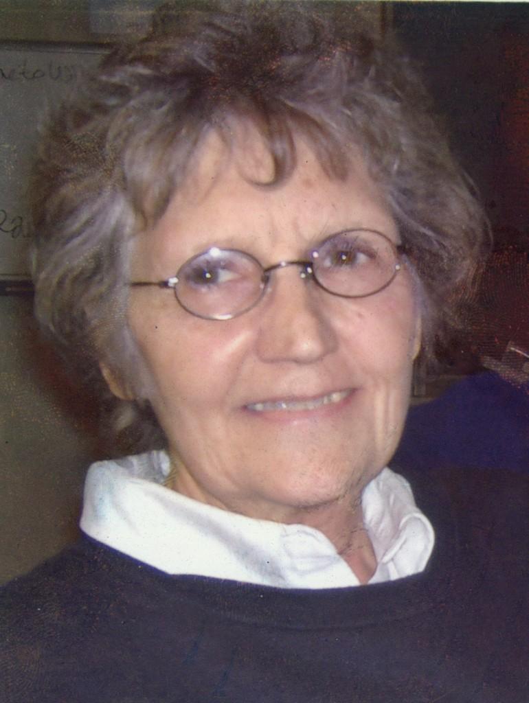 Barbara Jean Bougher