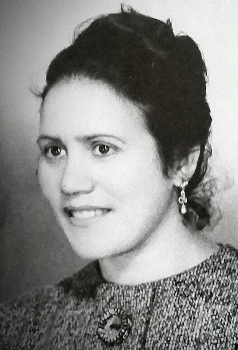 Albina Machado Cruz