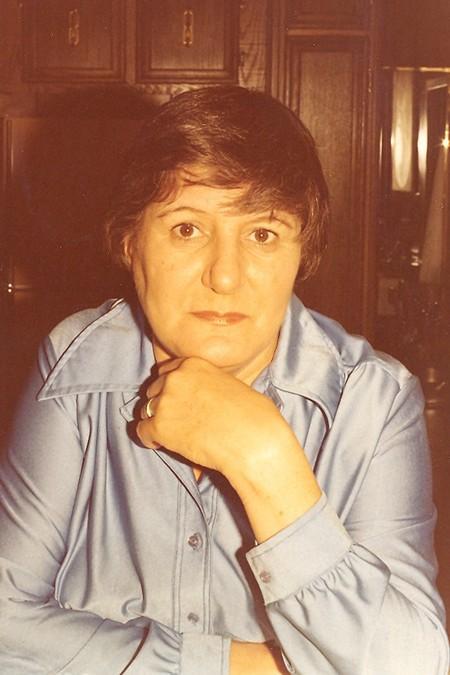 Evelyn  Rosalie Ashburn