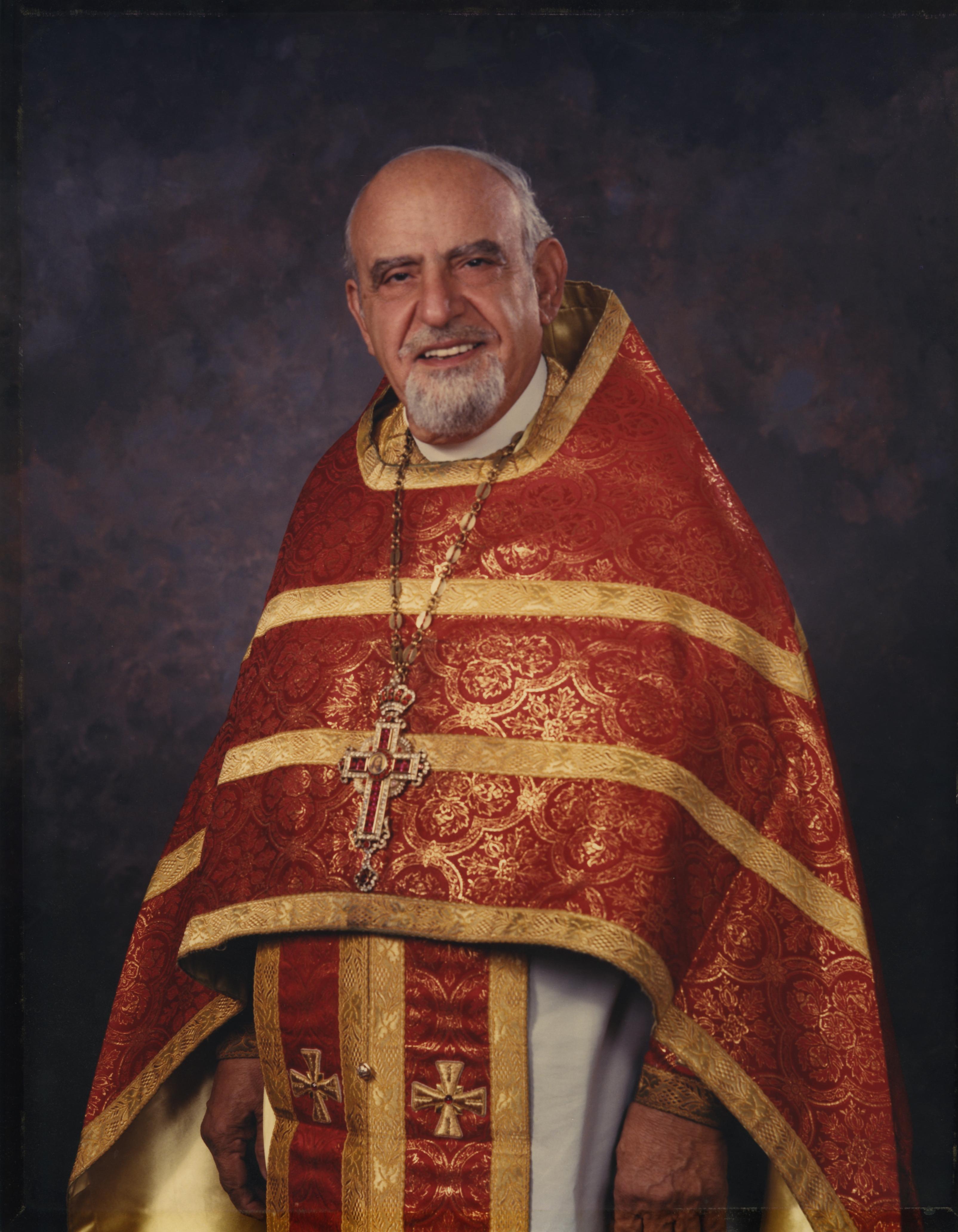 Fr. Kiril K. Antonoff