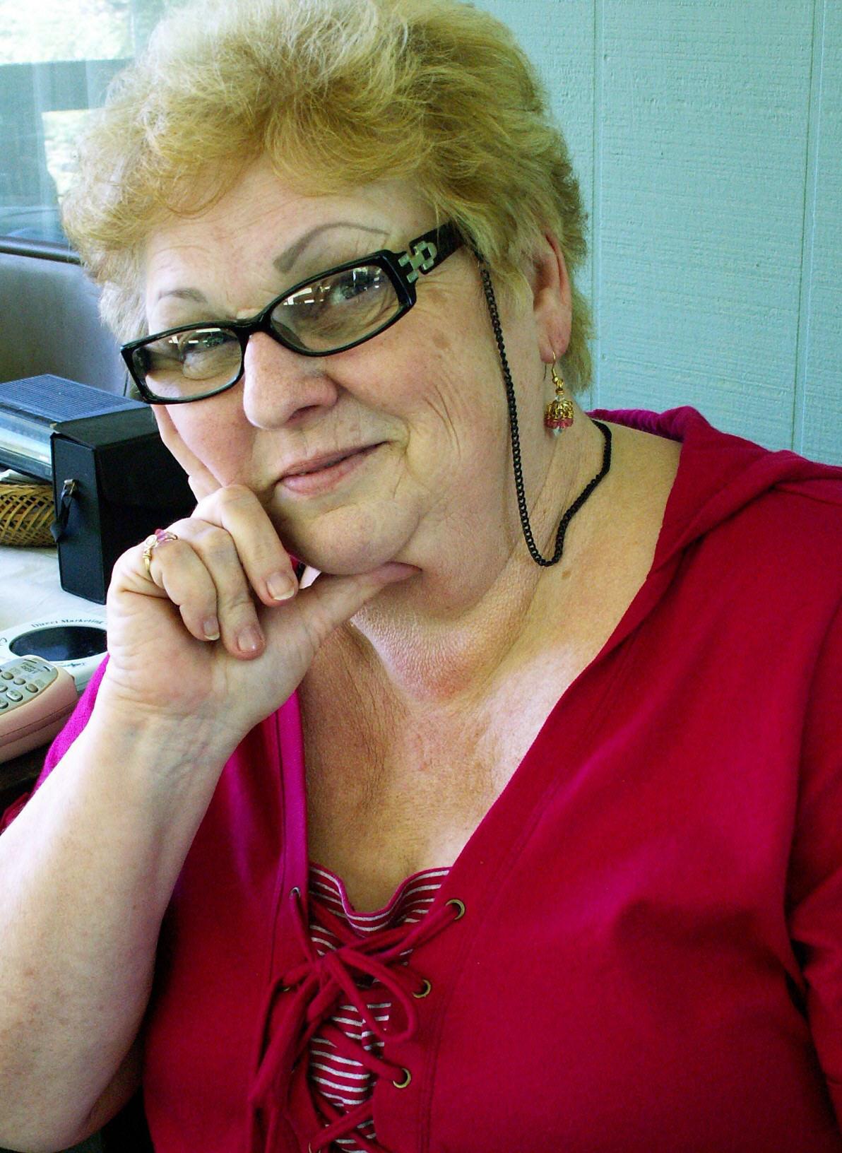 Linda Louise Zimmerman