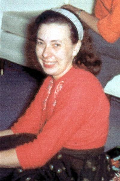 Shirley May Wicoff