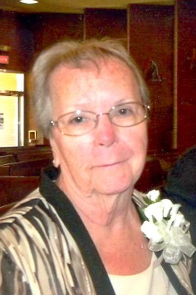 Anita Louise Whitt
