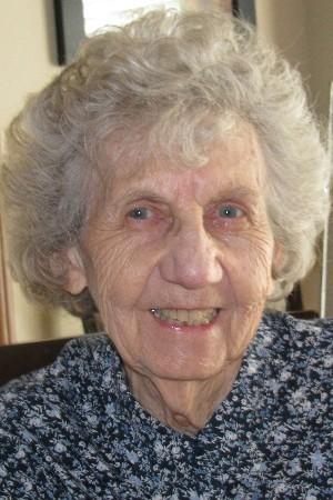 Rev. Charlotte  Ann Cowan