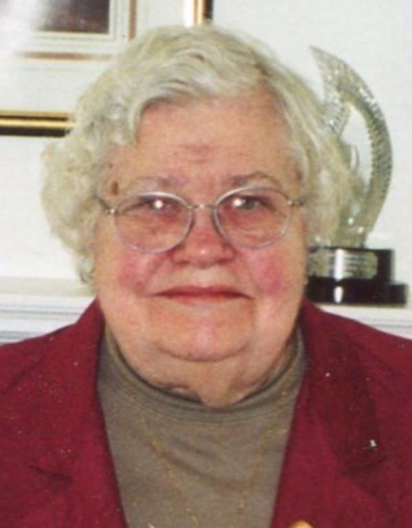 MARTHA J. SHAWLER