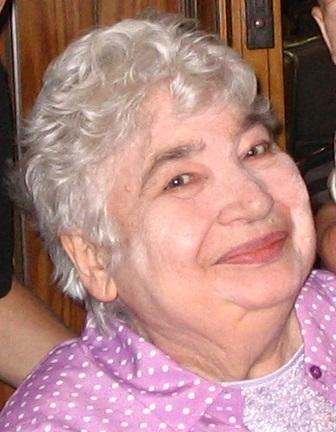 Iris Mae Marshall