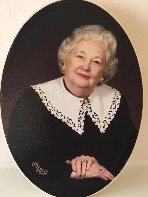 Jane Hill Gillaspie