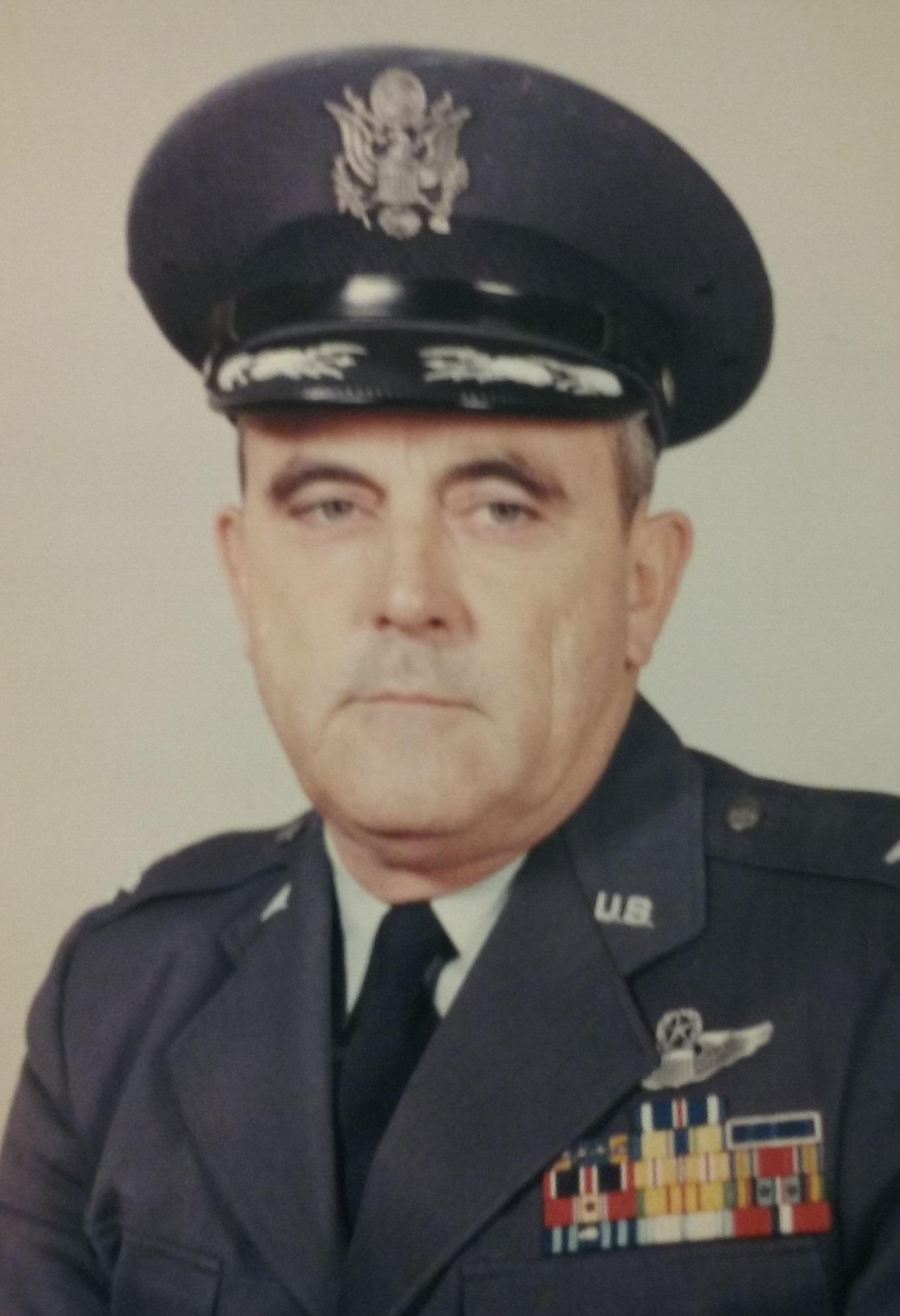 Billy A. McLeod Sr.