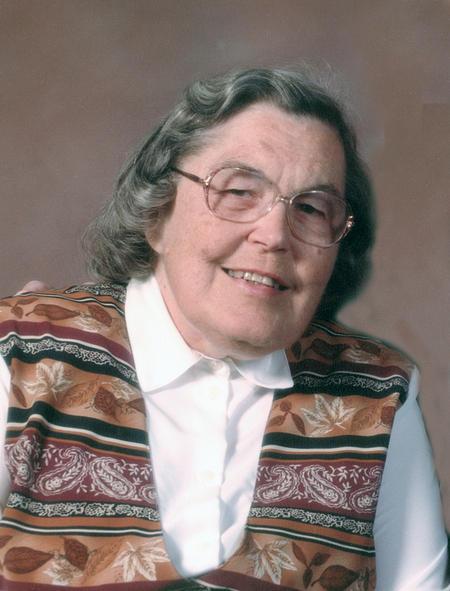 Lila May Dickson Anderson