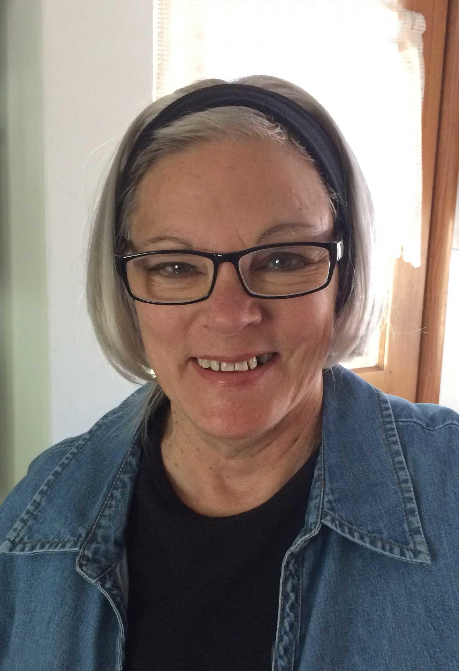 Patricia 'Pat'  M. Bidwell
