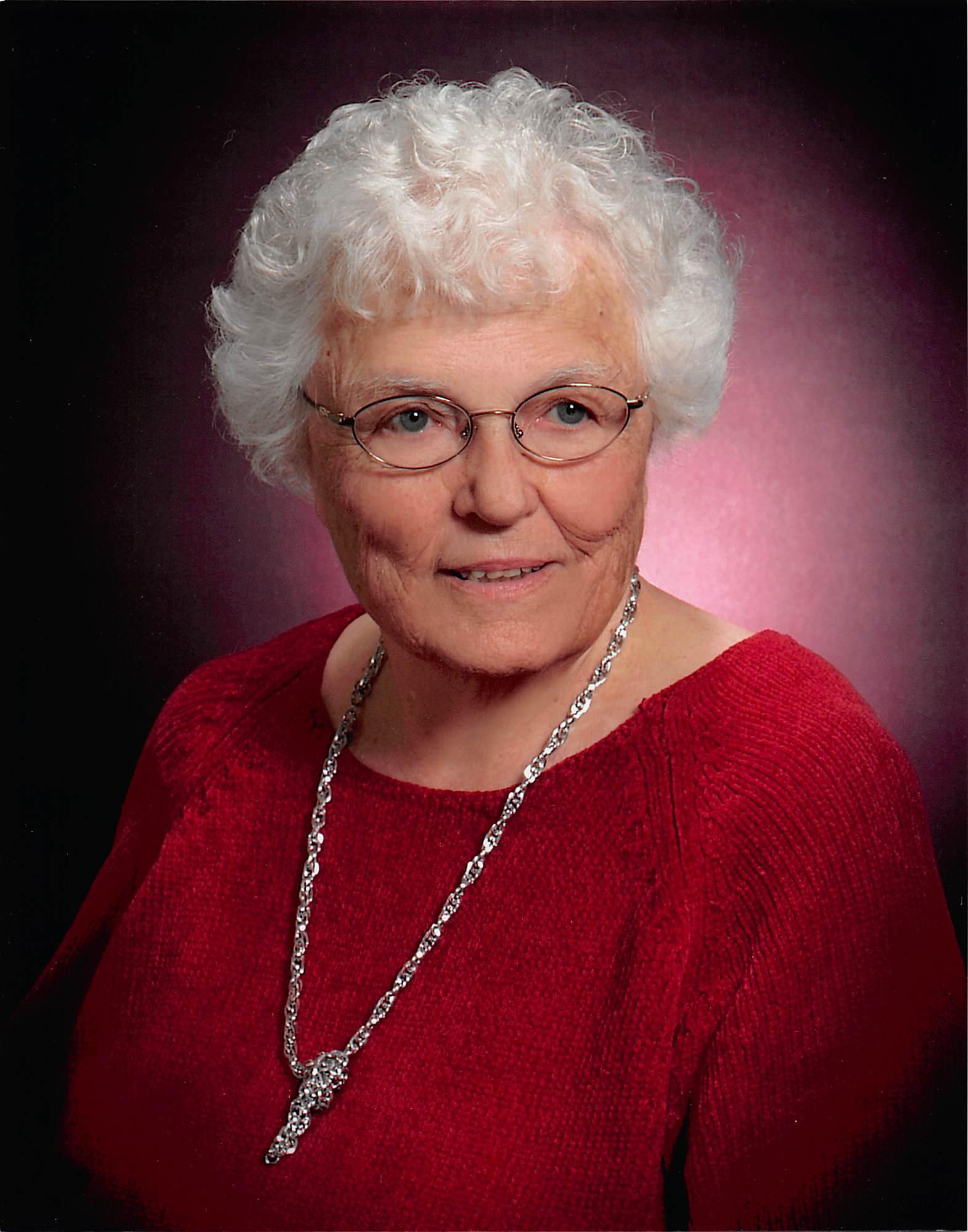 Lois  Jean Beckstrand