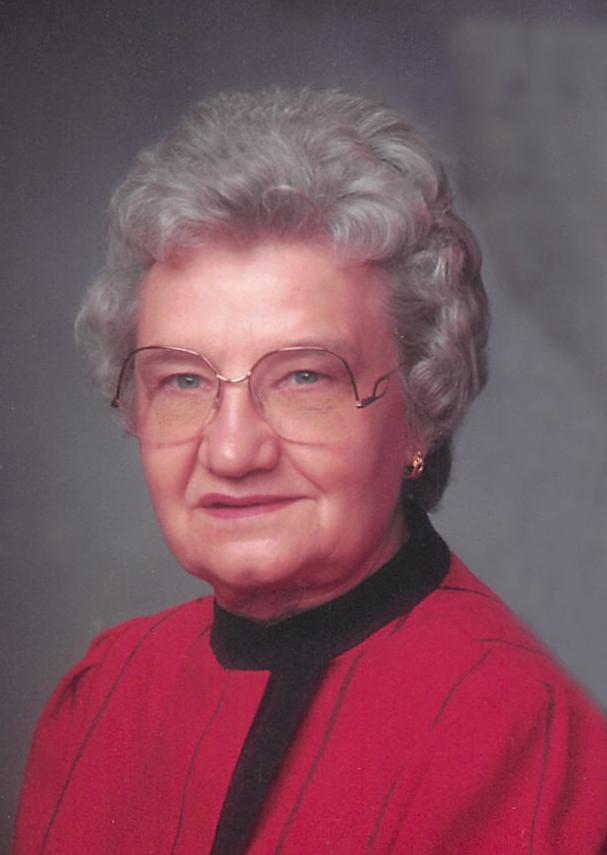 Helen Agnes Peterson